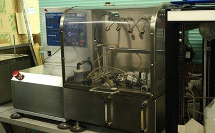 燃料噴射インジェクターリフレッシュマシン